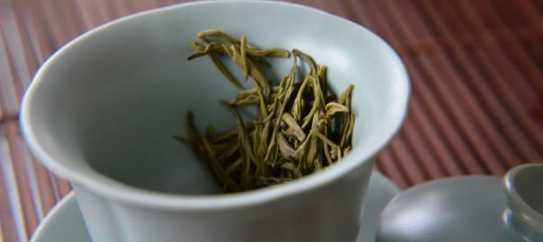 Tee auf Reisen: Silver Sprout Hecheng Extra Fine Bio