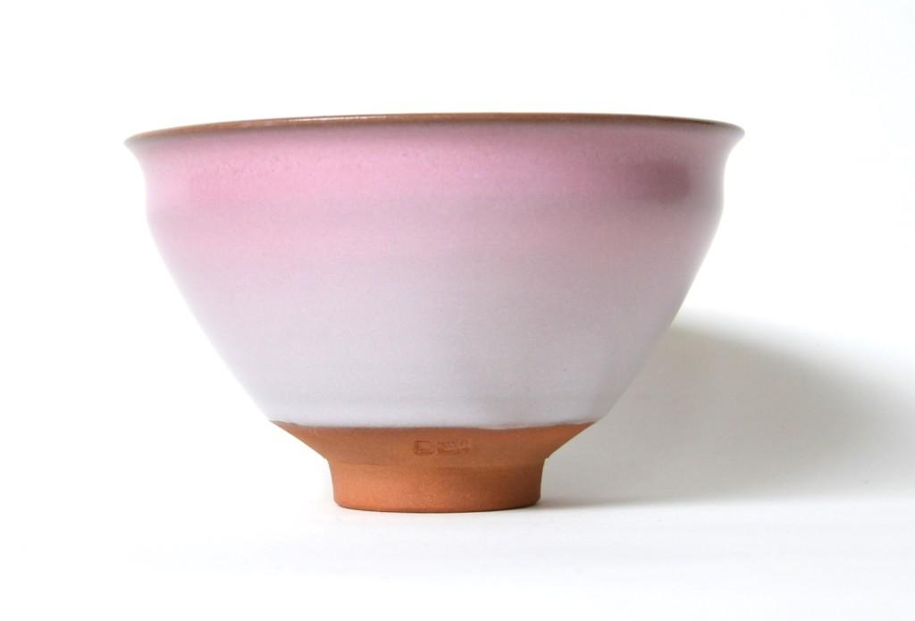 Moderne Tenmoku-Teeschale