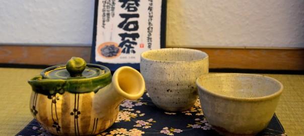 "Japanischer ""Pu Erh"": Go-ishi-cha"