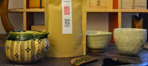 BIO Hôjicha aus Japan von Tao-Tea