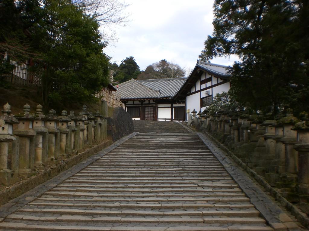 Tempelbezirk in Nara