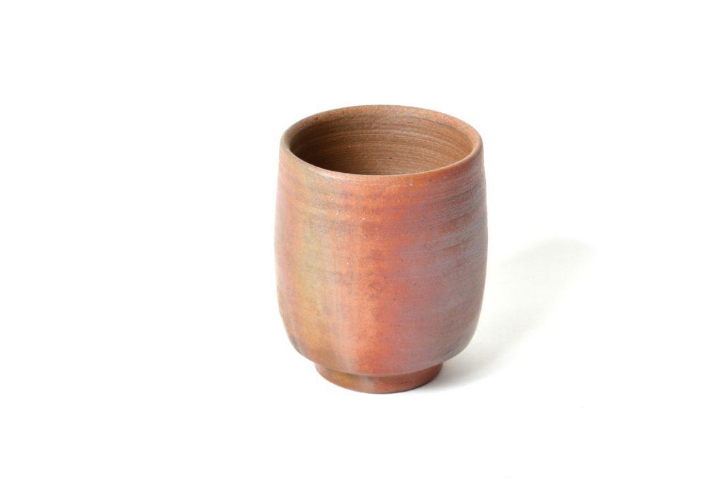 Bizen-Keramik mit hi-iro