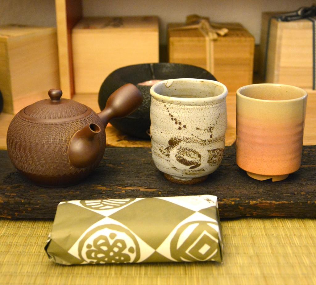 Hôraidô Uji-Sencha
