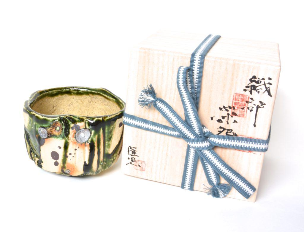 Oribe-yaki von Ryûji Hodaka