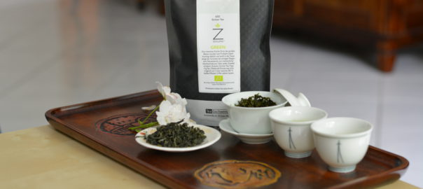 Zealong Green Tasting Notes