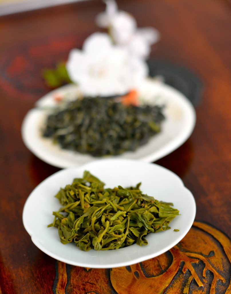 Zealong Green Tasting Notes