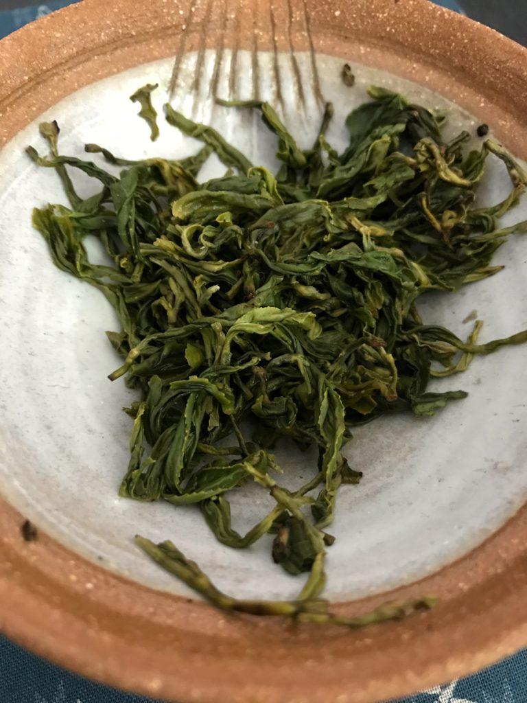 So schmeckt mein selbstgemachter Tee von Tschanara