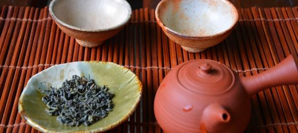 Eine kleine Probe aus Japan: Kamairi-cha