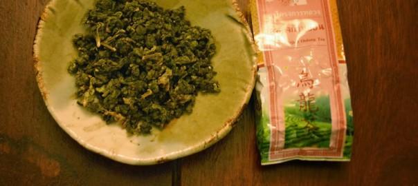 Endlich wieder Tee: Oolong aus Nordthailand