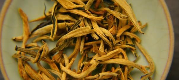 Yunnan Golden Buds - ein goldener Schwarztee aus China
