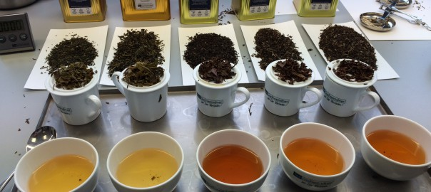 Was man bei der Ausbildung zum Tee-Sommelier lernen kann Teil II