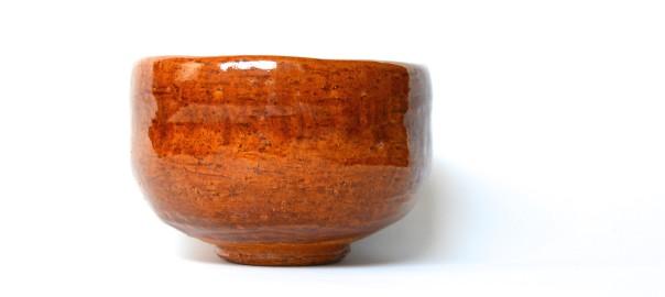 Ein Zweig der Raku-Keramik: Ôhi-yaki